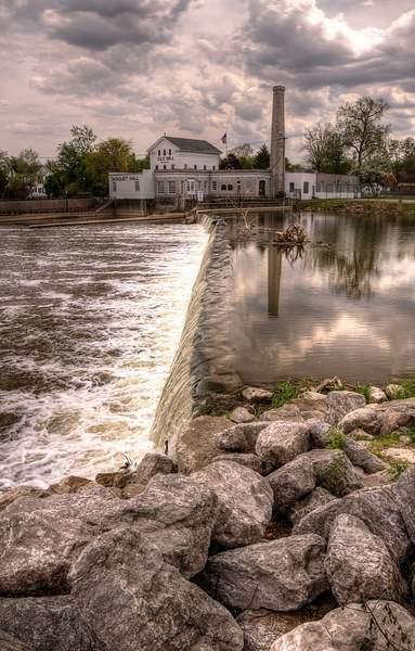 Dundee Dam & Mill