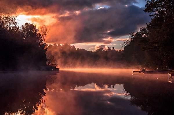 Foggy Sunrise-2