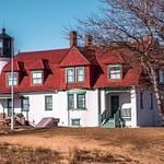 2017 Point Betsie Lighthouse Feb.