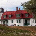 2016 Point Betsie Lighthouse in July