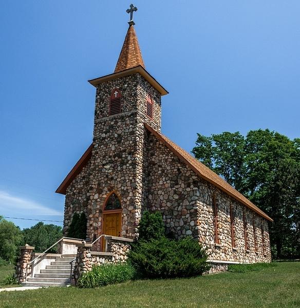2017 Saint John Nepomucene Catholic Church by SDNowakowski