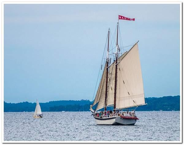 Manitou Sailing  Ship