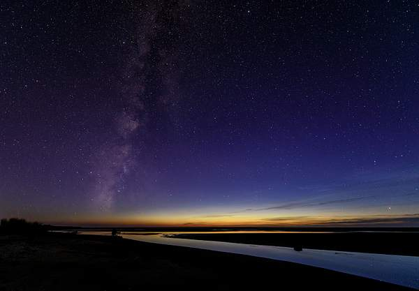 Siltcoos Milky Way