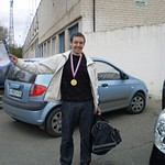 Пробег «Весенние зори» в честь 31-летия КЛБ «Марафон» 20