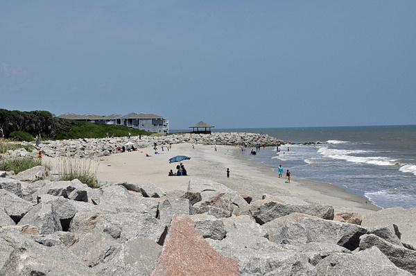 Fort Fisher by Robert