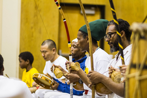Capoeira by Pixnpix