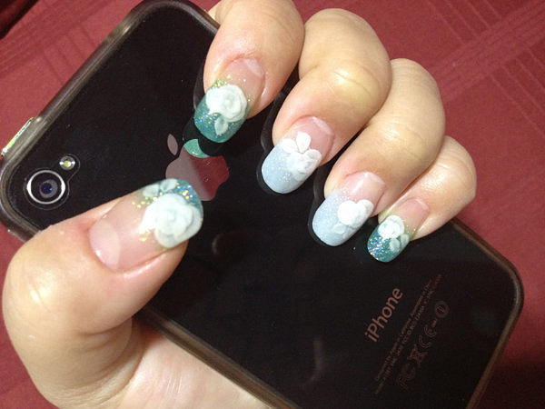 acrylic3 by CandiliciousNails