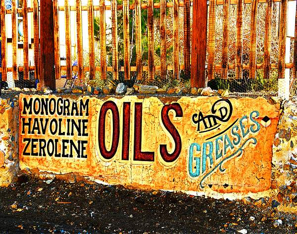 Oils and Greases