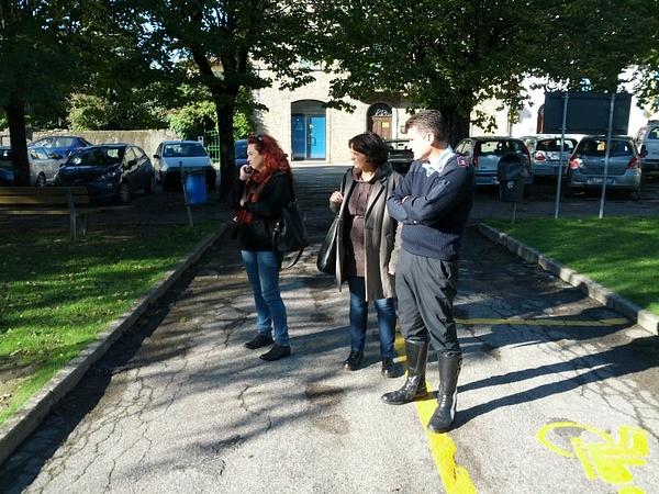 Prova Evacuazione Scuola media San Giustino 17/10/2013 by ProtezionecivileSg