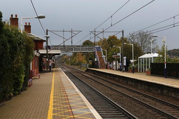 Welwyn North Station by AlanHC22