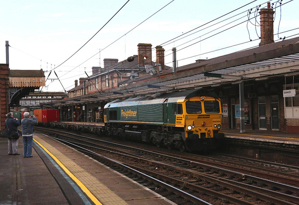 Class 66 Freightliner by AlanHC22