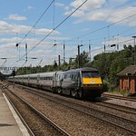 Class 91 Electric and Class 82/2 DVT