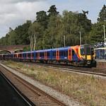 Class 444 and 445 Desiro EMU