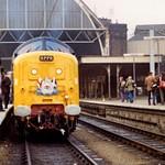 Saturday 24 September 1981 'Deltic Pictorial' RPPR tour