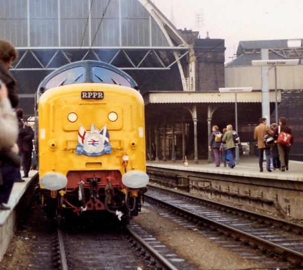 Saturday 24 September 1981 'Deltic Pictorial' RPPR tour by AlanHC22