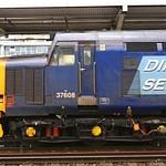 Class 37 DRS