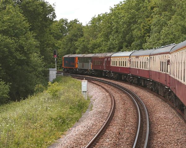 Class 73 GBRf by AlanHC22