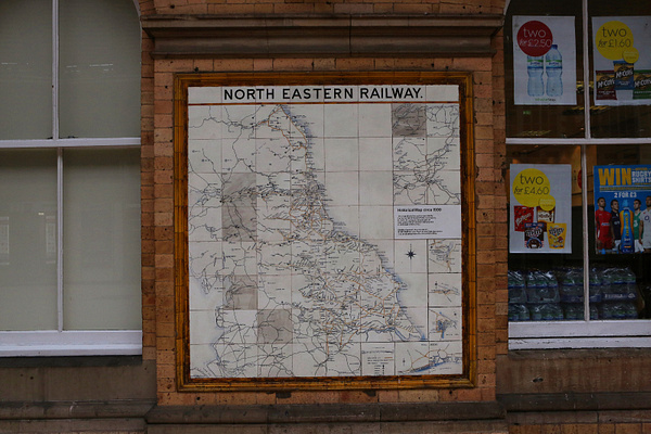 NER Tiled Wall Maps by AlanHC22