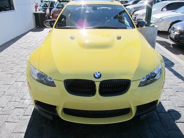 South Bay's Dakkar Yellow M3 by WesternRegionPics