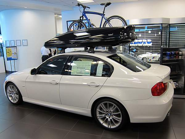 Best practice for promoting sunshade, bike, bike rack, roof storage at Irvine