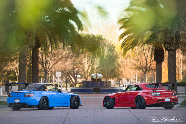 Red and Blue S2k - final by Matt H