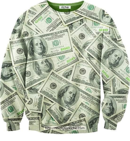 Benjamins-sweater