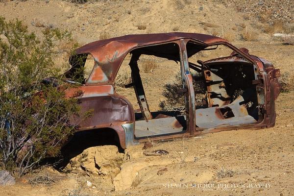 In Rust We Trust by Steven Shorr