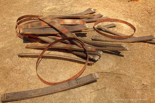 Old Barrel 222