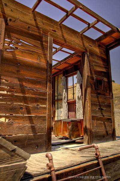 Old Mining Shack 4 222