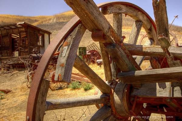 Thru the Wheel 222