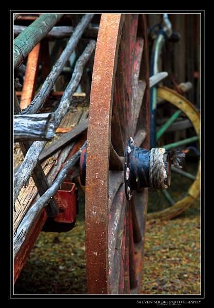 Wagon Wheel 222