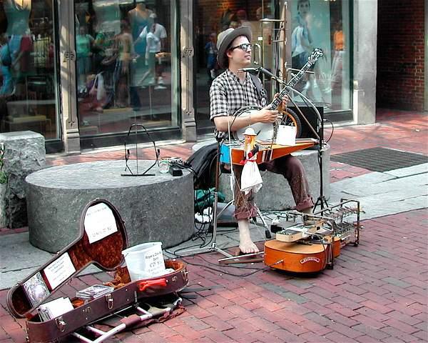 Street Musician 222
