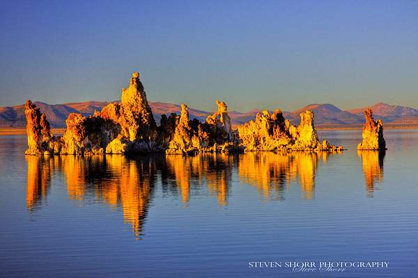 Sunset at Mono Lake 222
