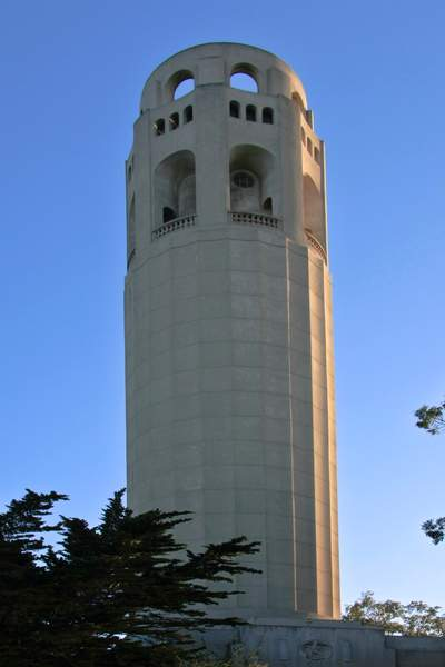 Coit Tower by Day 222