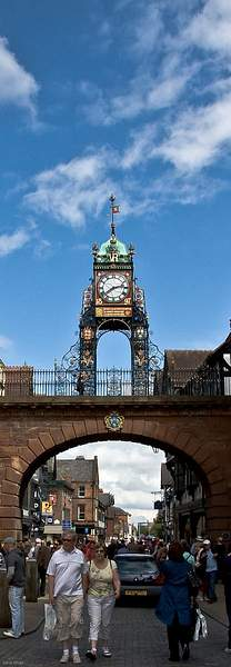 Chester Clock Tower 222