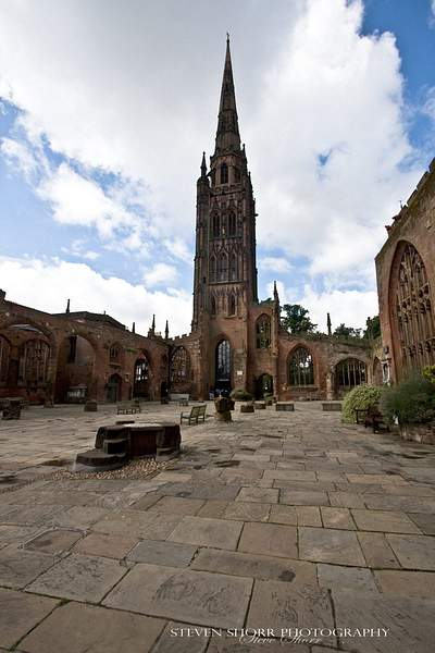 Coventry Old Cathedral 222