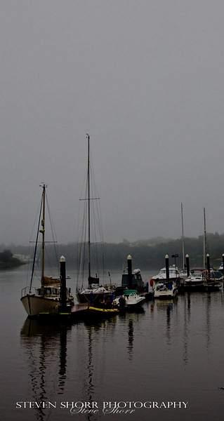 Foggy Morn in Kenmare 222