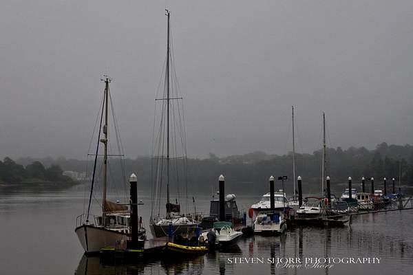 Foggy Morn in Kenmare 2 222