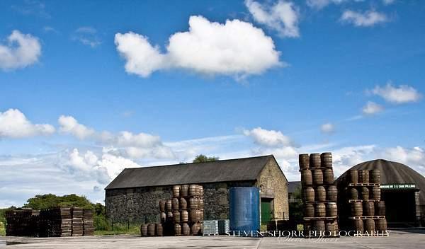 Irish Wiskey Barrels 222