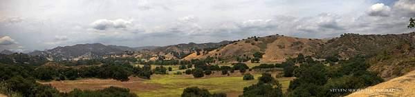 Hillside Panorama 222