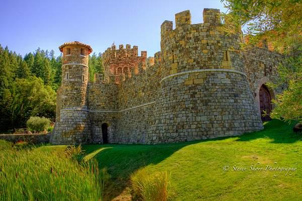 Tuscan Castle 1 222