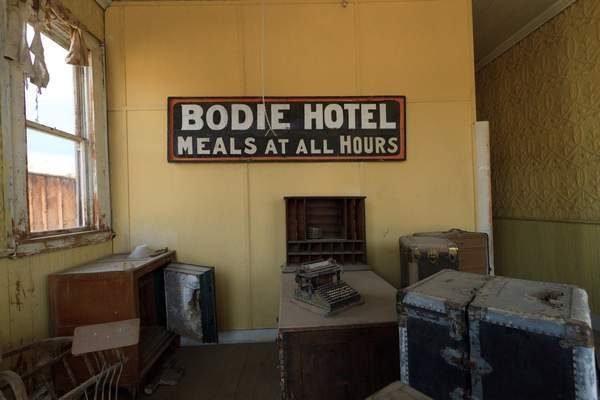 The Bodie Hotel 222