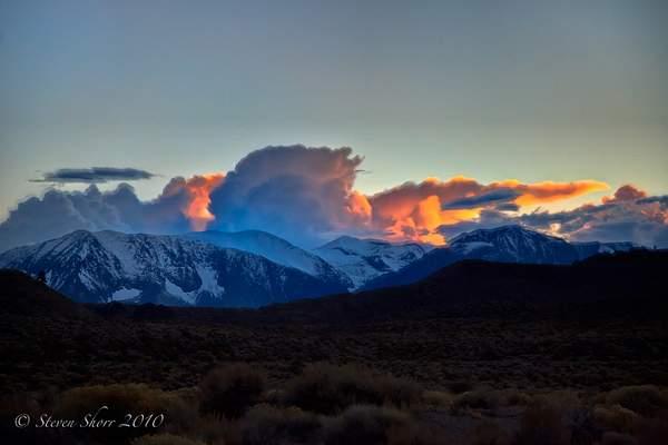 Mono Lake Sunset 222