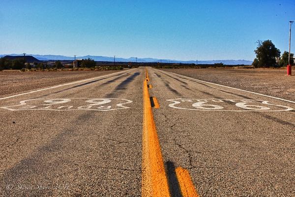 Historic Route 66 by Steven Shorr
