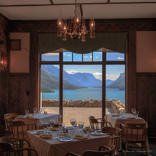 Dining at Prince of Wales 222