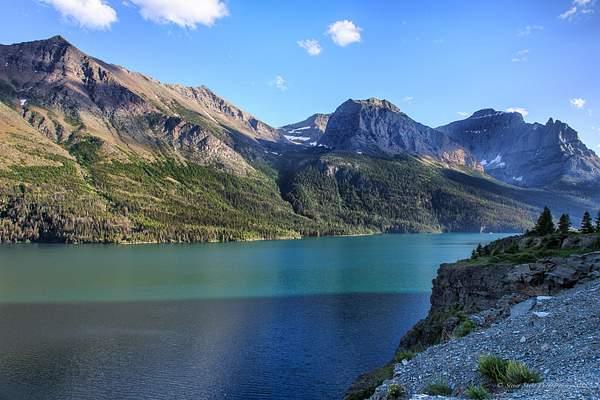 Saint  Mary Lake 222