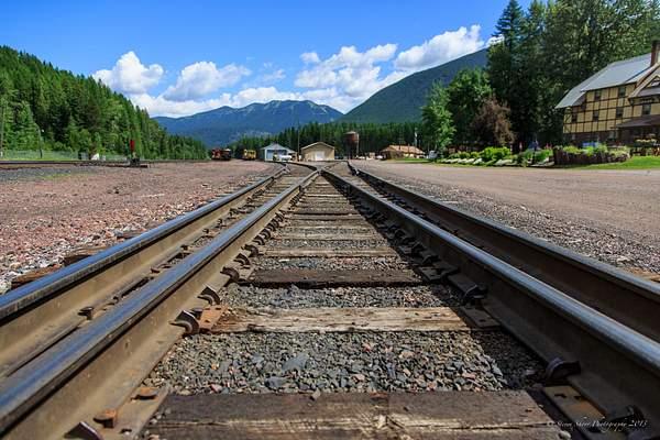 Making Tracks to Montana 222