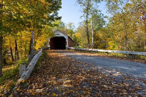 Covered Bridge VT NY Border-1 222