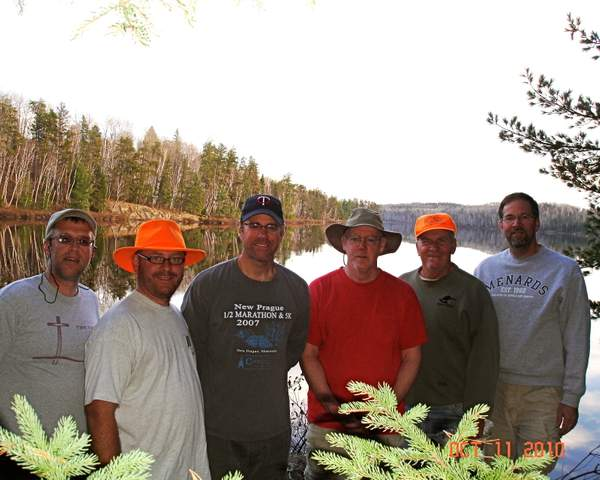 Rich W, Andy, Dave O, Dave J, Rich K., Paul
