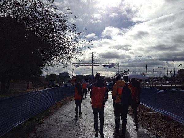 Super Guadalupe River Run 2/2/14 by Ihskey2014